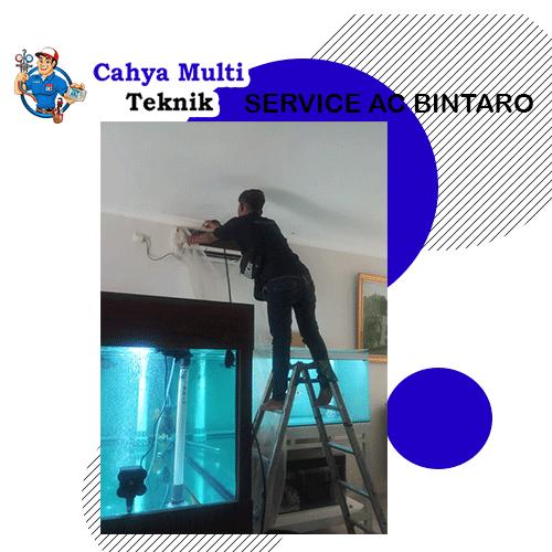 service ac bintaro