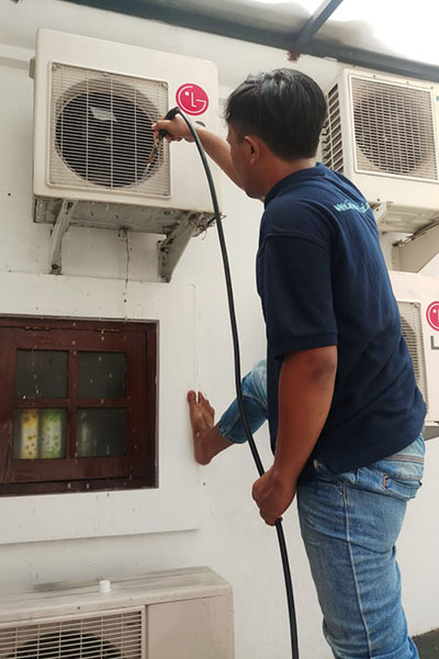 servis ac jakarta tangerang bintaro pamulang
